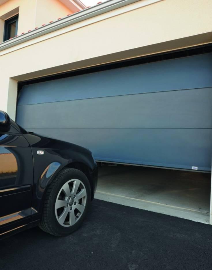 Remplacer Votre Porte De Garage Par Une Baie Vitree Galerie De Realisations Storistes De France