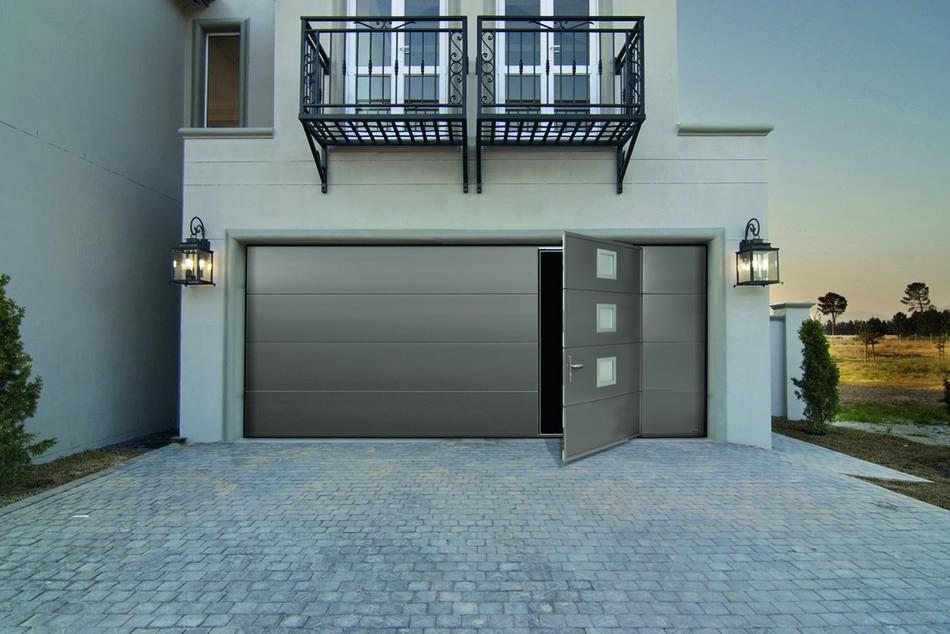 Bien choisir sa porte de garage sectionnelle
