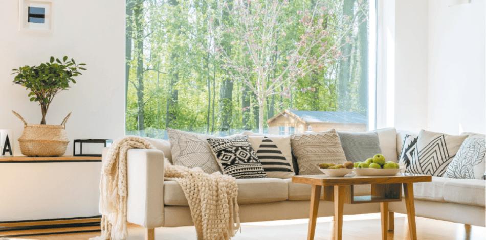 Le bois pour une déco de charme, naturelle et authentique