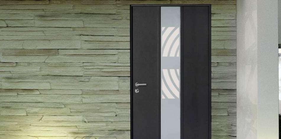 La porte d'entrée blindée : la porte d'entrée qui assure votre sécurité sans ruiner votre déco