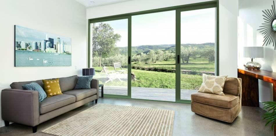 Remplacer votre porte de garage par une baie vitrée