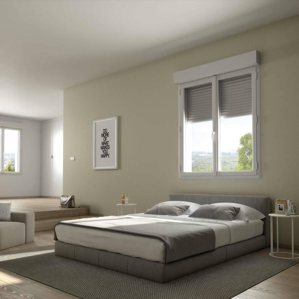 Fenêtre aluminium Pléiade