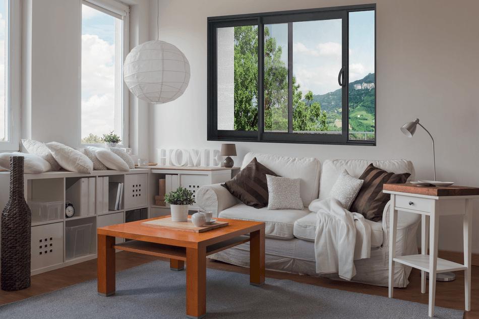 Fenêtre coulissante Gliss'alu Premium
