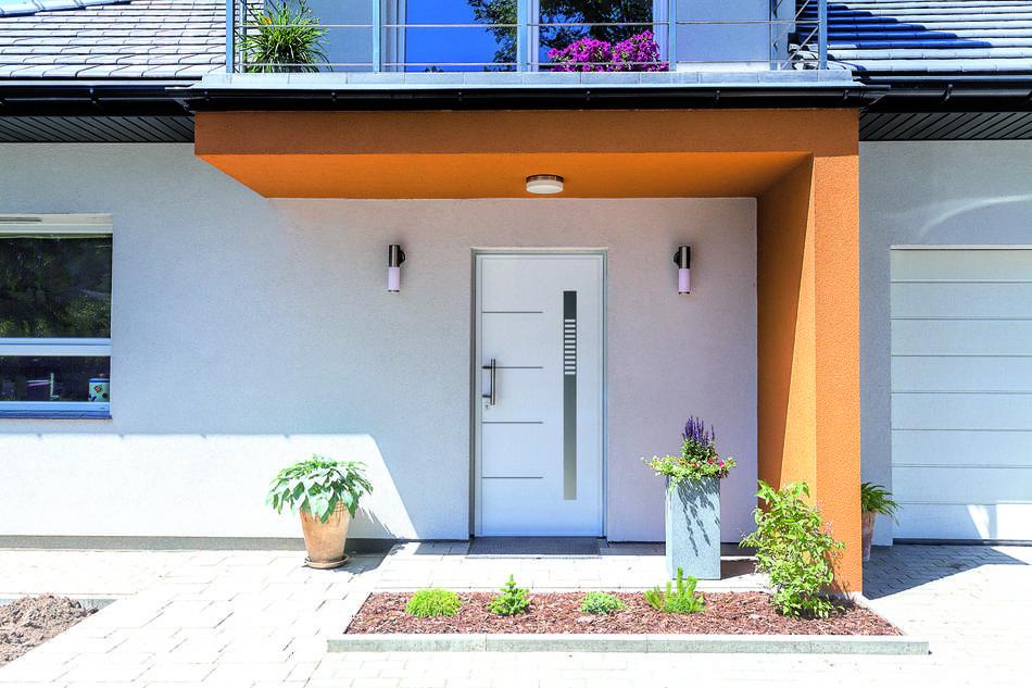 Concevoir votre porte d'entrée sur-mesure