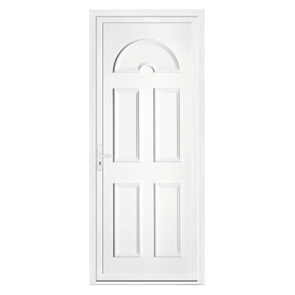 Porte d'entrée en PVC Albatros