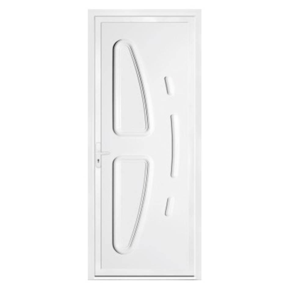 Porte d'entrée en PVC Casoar