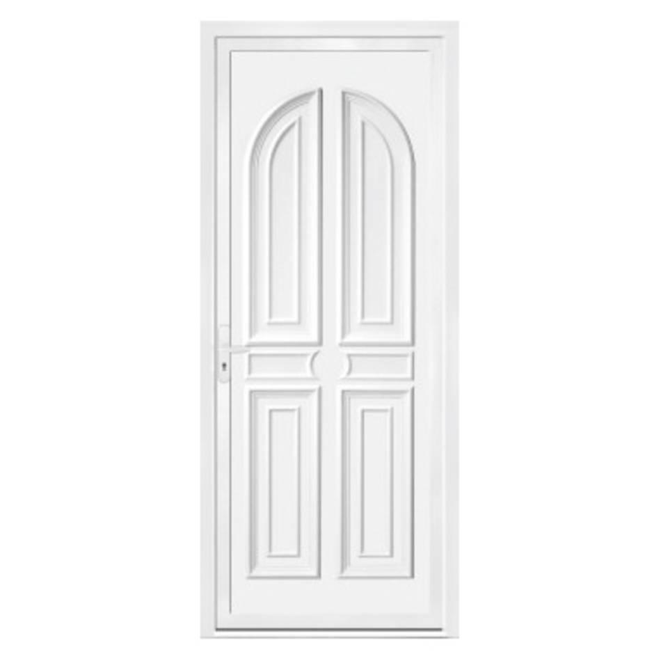 Porte d'entrée en PVC Cormoran