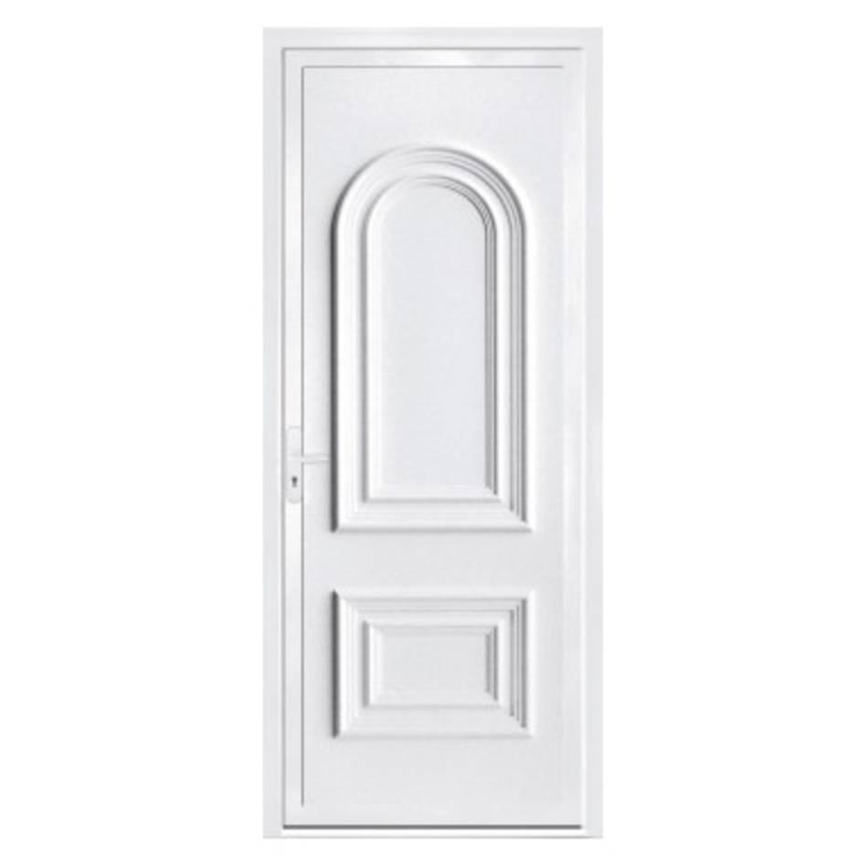 Porte d'entrée en PVC Iora