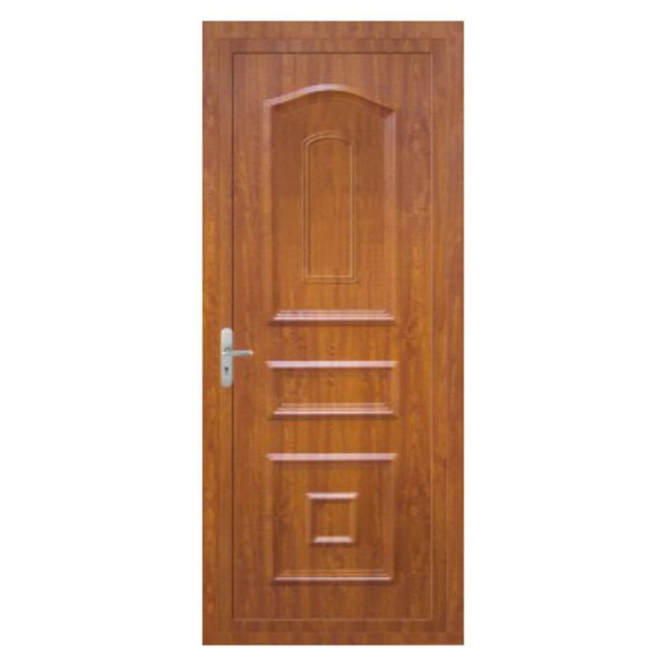 Porte d'entrée en PVC Jasmin