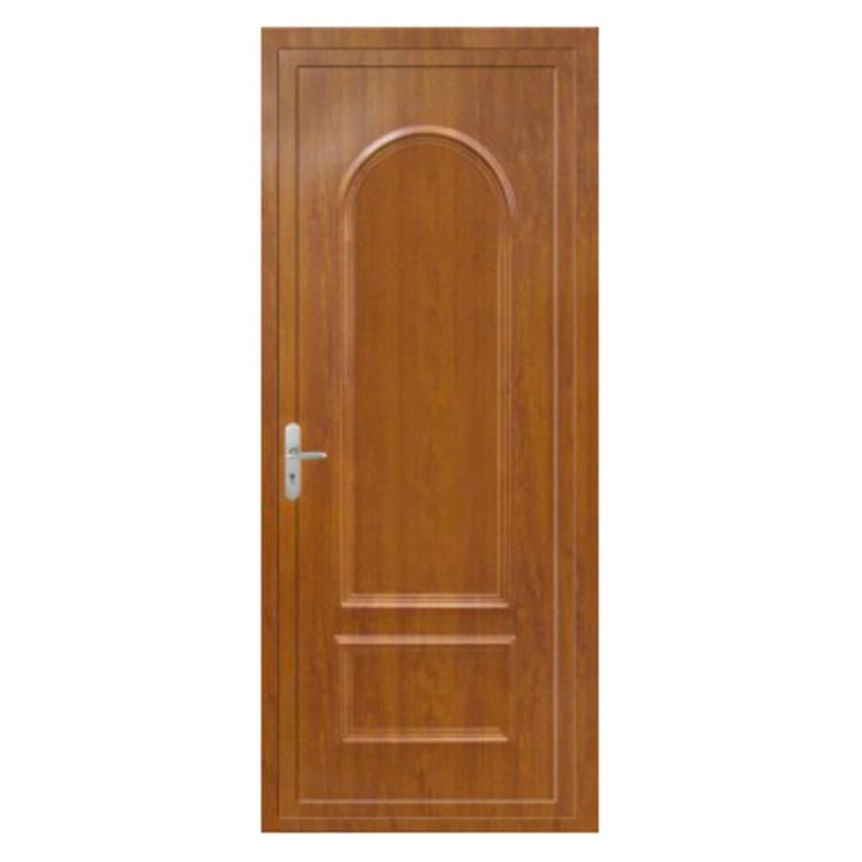 Porte d'entrée en PVC Narcisse