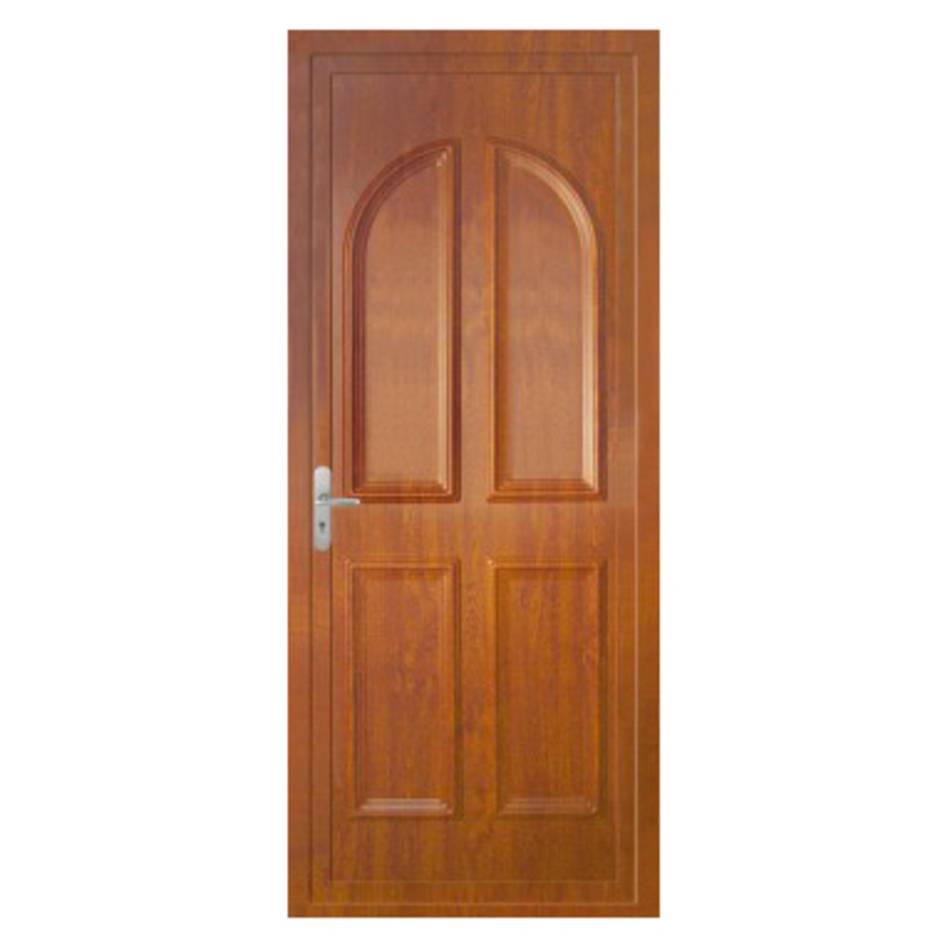 Porte d'entrée en PVC Primevère