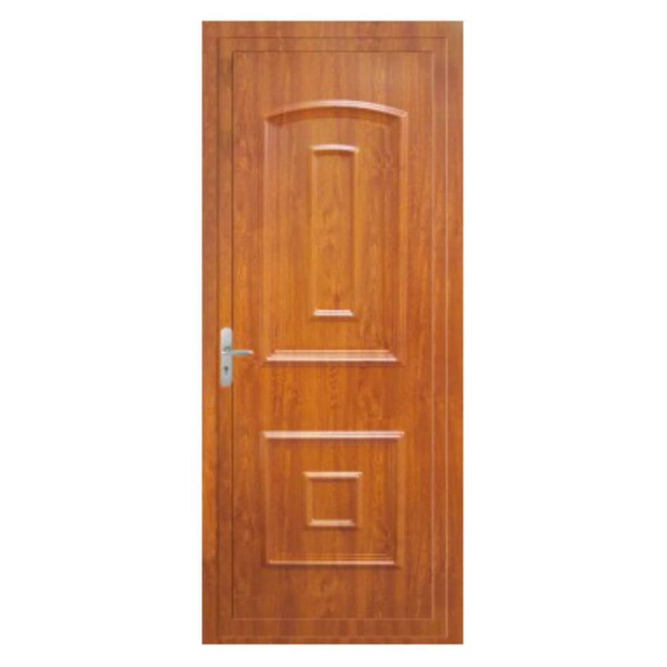 Porte d'entrée en PVC Tulipe