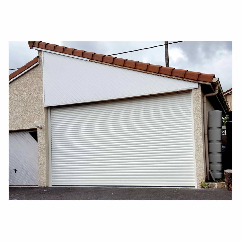 Porte de garage enroulable Qompact