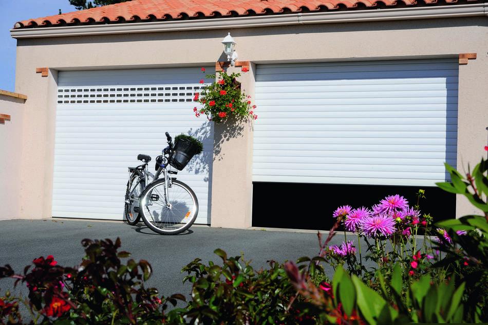 Bien choisir sa porte de garage enroulable