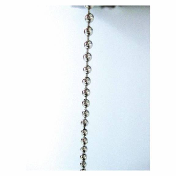 Accessoire: chaîne métallique